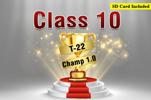 Class 10 T - 22 Champ 1.0 cover