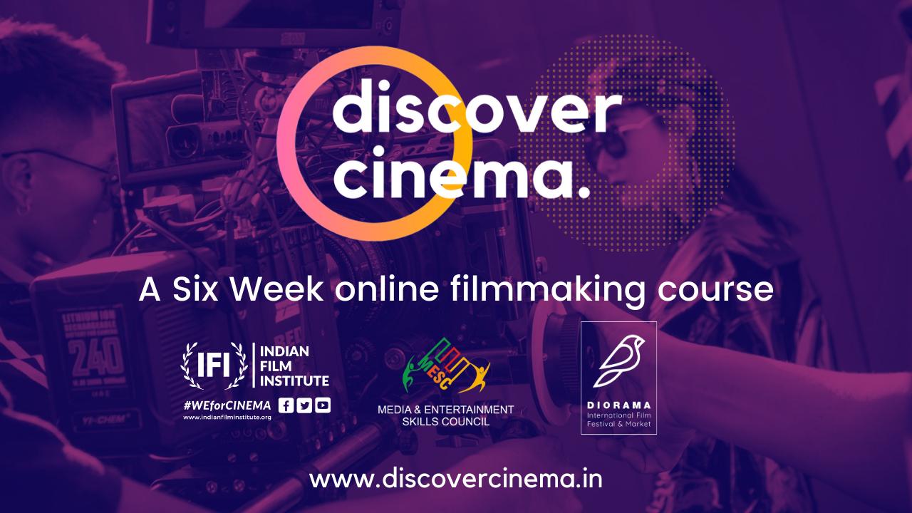 Discover Cinema cover