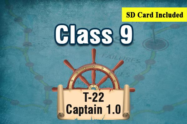 Class 9 T-22 Captain 1.0 cover