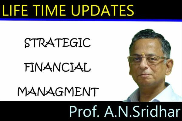CA FINAL - SFM - LIFETIME UPDATES cover