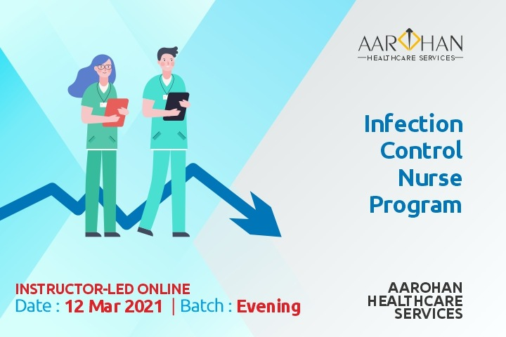 Infection Control Nurse Program 12 March Evening cover