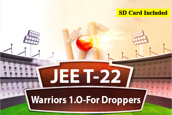 JEE T-22 Warriors 1.0 - For Droppers cover