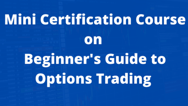 Option Trading for Beginners - The Ultimate Guide [Mini Certification Course] cover
