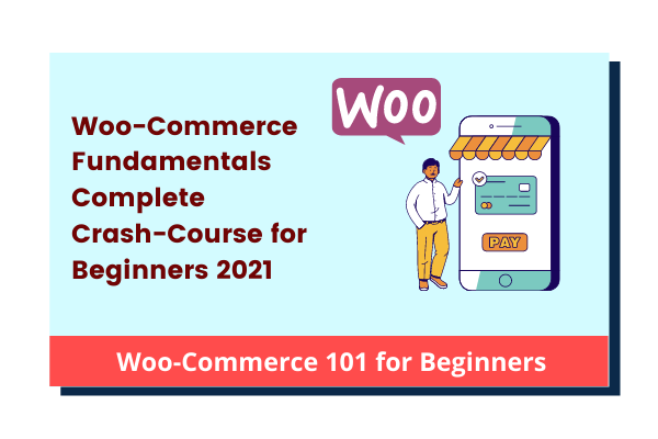 WooCommerce Fundamentals for Beginners cover