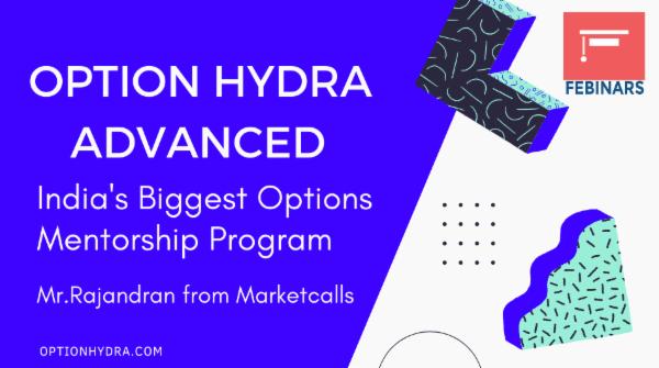 Option Hydra 3.0 Advanced - April 2021 Edition cover