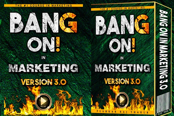 Bang On In Network Marketing™ Course Version 3.0 cover