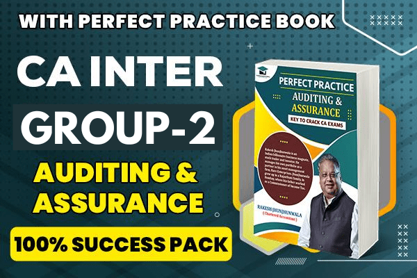 Auditing and Assurance : CA Inter cover