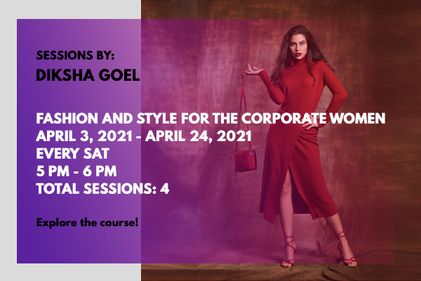 Fashion & Style For The Corporate Woman cover
