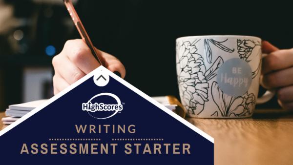 IELTS Writing Starter cover