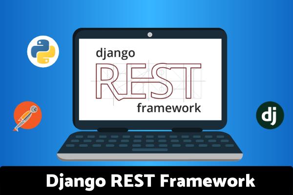 Django REST Framework - Build Powerful API Using Python (IMDB Clone) cover