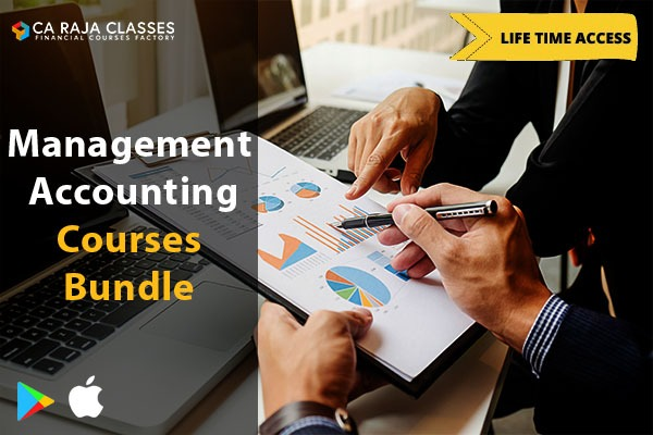 Management Accounting Courses Bundle cover