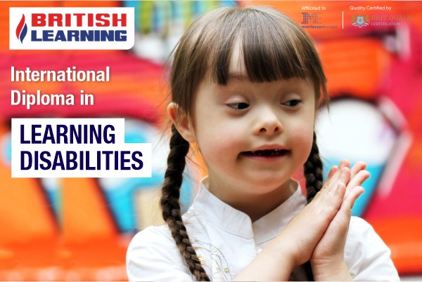 International Diploma in Learning Disabilities cover