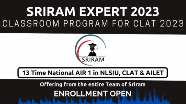 Sriram EXPERT 2023 cover