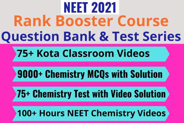 NEET Rank Booster Course & Test Series cover