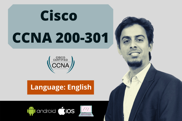 (English) 200-301 CCNA: Cisco Certified Network Associate cover