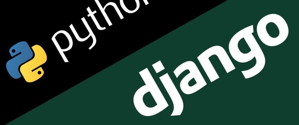 Django-Classes-weekdays-04PM-05PM-05-April-2021 cover