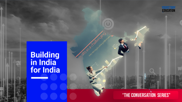 Building in India for India cover