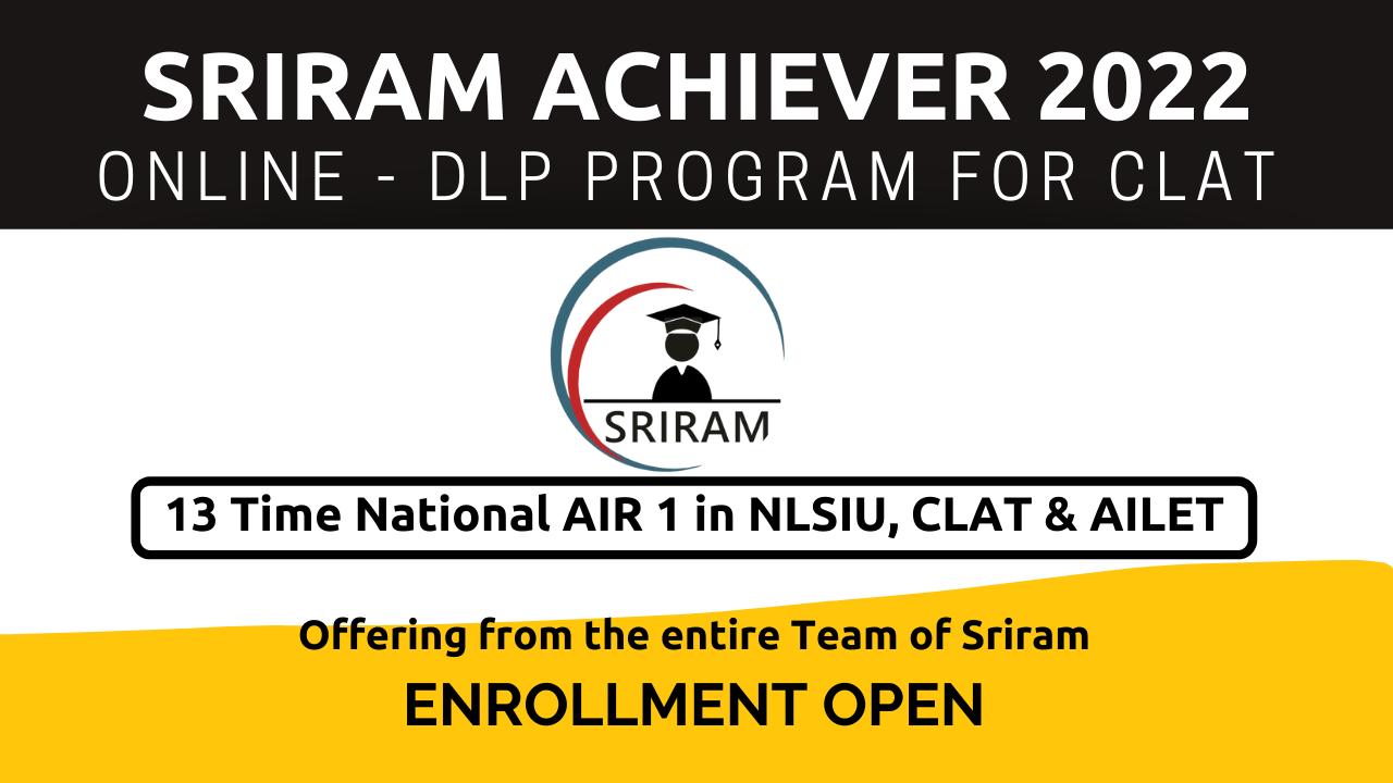 Sriram TargetEDGE 2022 cover