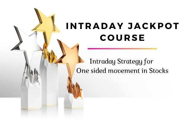 Intraday Jackpot Course cover