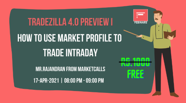 How to use Market Profile to Trade Intraday ? cover