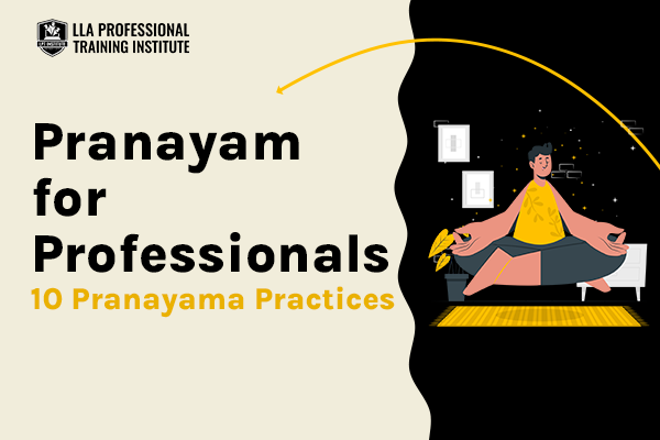 Pranayama for Professionals cover