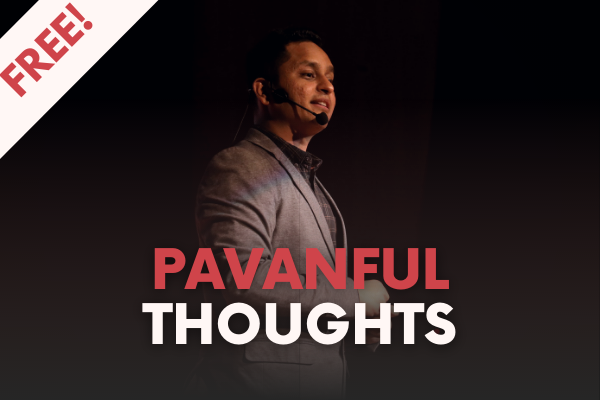 PAVANFUL THOUGHTS cover