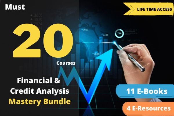 Financial & Credit Analysis Mastery Bundle cover