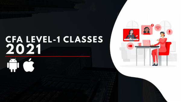CFA Level 1 Classes - Android App cover