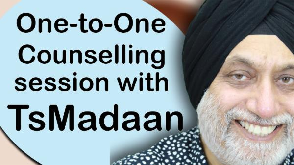 One-to-One Online Counselling Session with TsMadaan cover