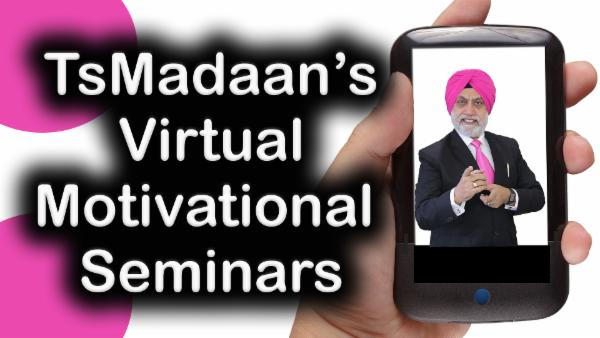 TsMadaan's Virtual Seminars for your Team / Company / Organisation cover