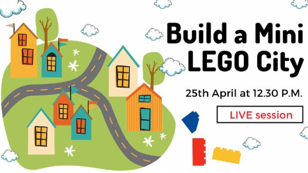 Mini LEGO City cover