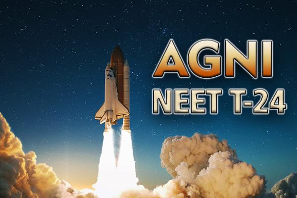 NEET T-24 AGNI (Integrated Class10+NEET) cover