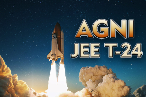 JEE T-24 AGNI (Integrated Class10+JEE) cover