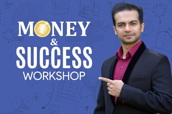 Money and Success Online Recorded Workshop cover
