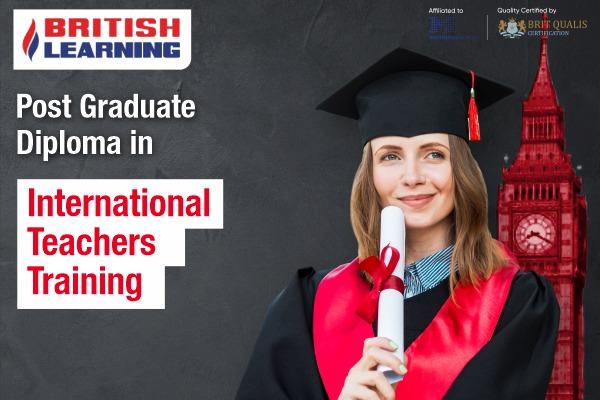 Post Graduate Diploma in International Teachers Training cover