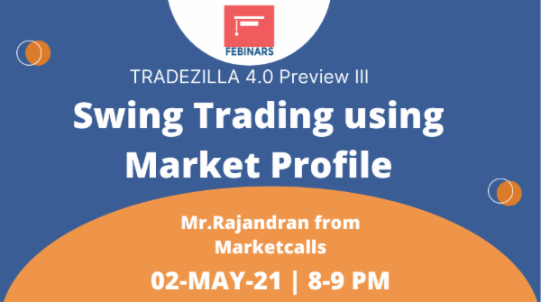 Swing Trading using Market Profile cover