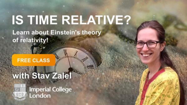 Is Time Relative? cover