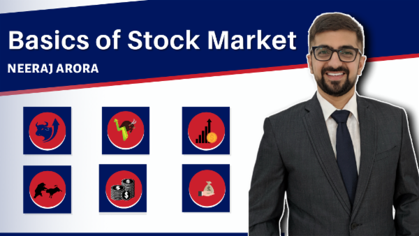 Basics of Stock Market cover