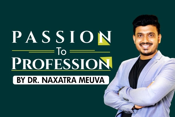 Passion to Profession cover
