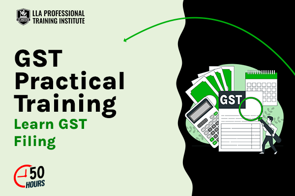A to Z of GST Compliance cover