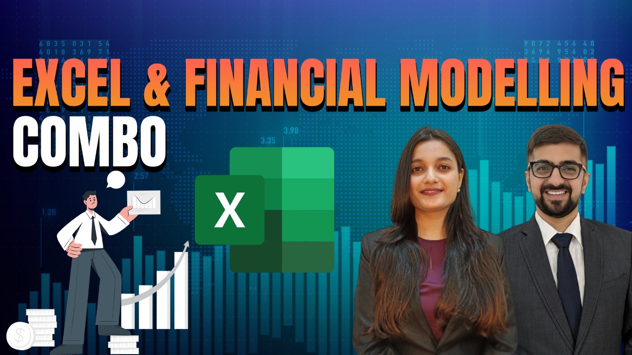 Excel & Financial Modelling Combo cover