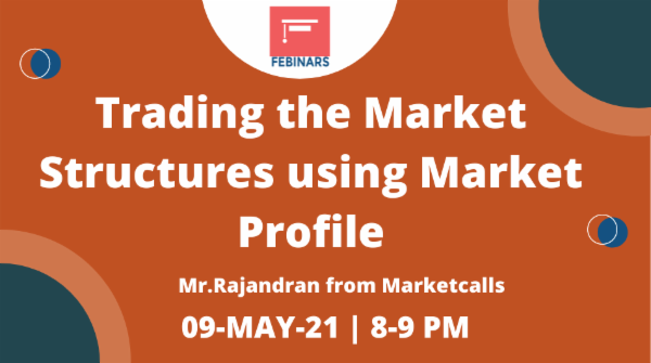 Trading the Market Structures using Market Profile cover