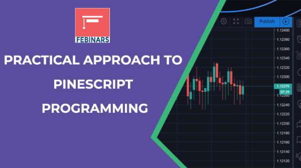 Practical Approach to Tradingview Pinescript Programming cover