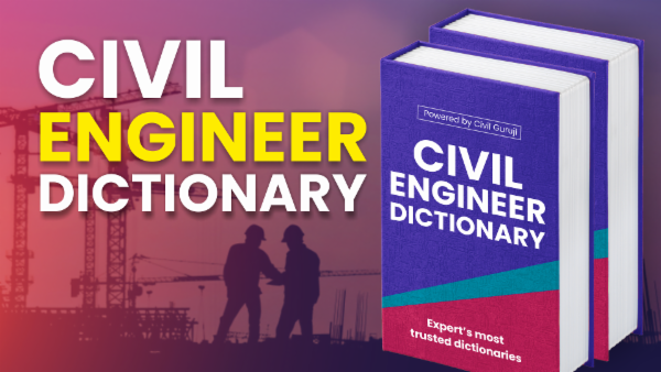 Civil Engineer Dictionary cover