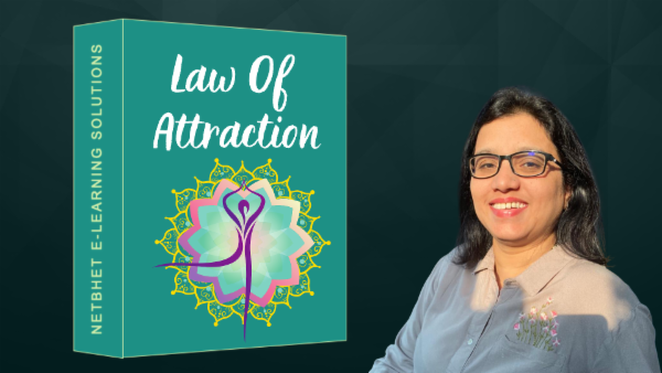 Law Of Attraction - B3 cover