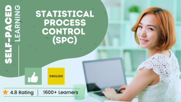 Statistical Process Control (SPC)- English cover