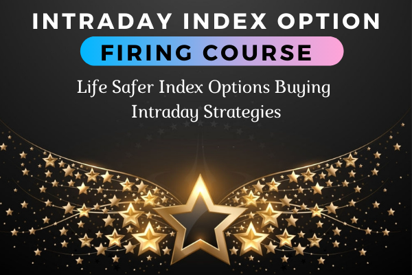 Intraday Index Option Firing Course cover