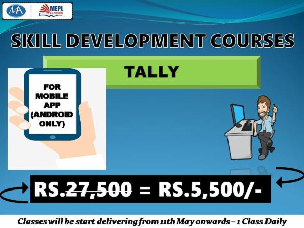 TALLY - FOR MOBILE APP (ANDROID ONLY) cover