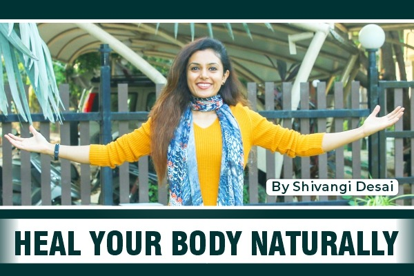 Heal your Body Naturally cover