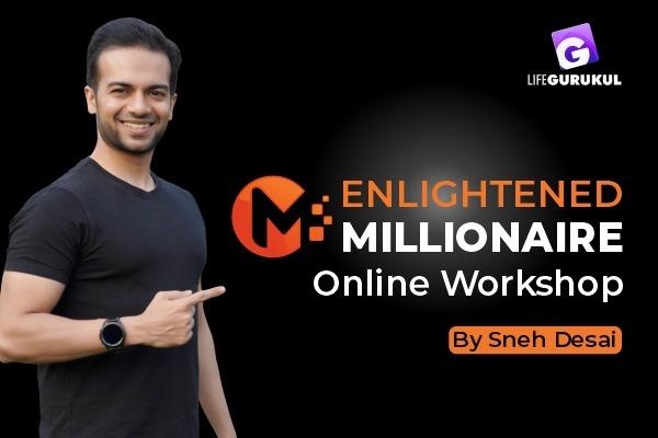 Enlightened Millionaire Workshop cover